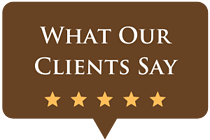 What Our Clients Say (2)
