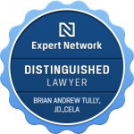 Distinguished Lawyer Brian Tully