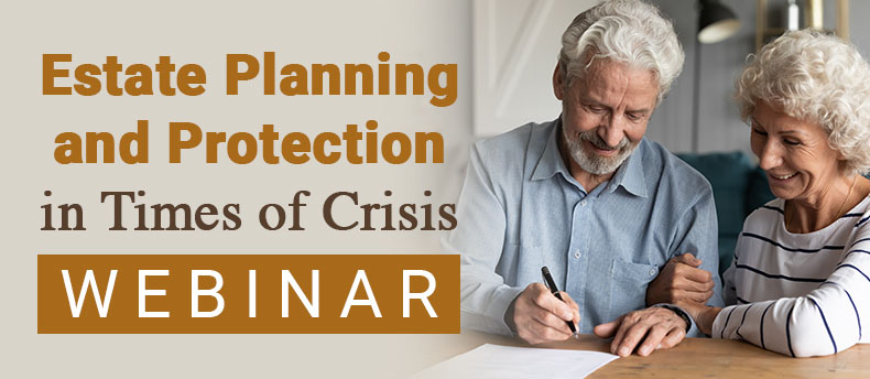 Estate Planning and Protection