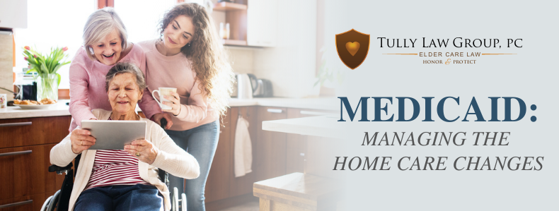 New regulations will go into effect at the end of this year for the Community Home Care Medicaid program. Watch our free webinar to learn what steps to take now  to avoid the lookback and penalties.